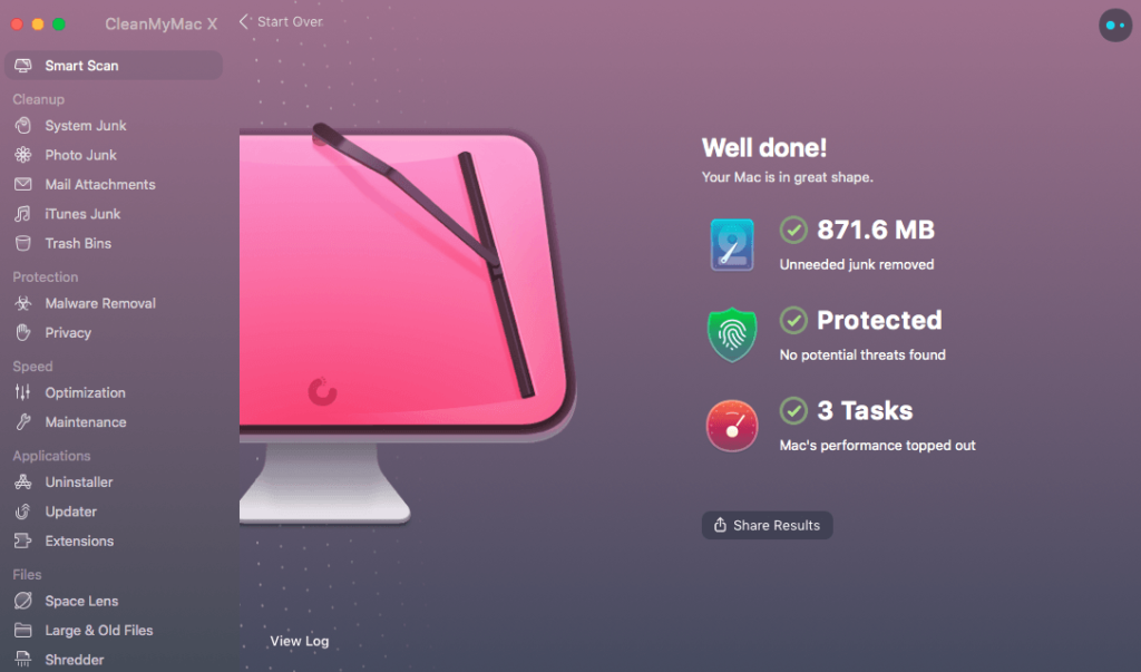 CleanMyMac X Product Review 2020