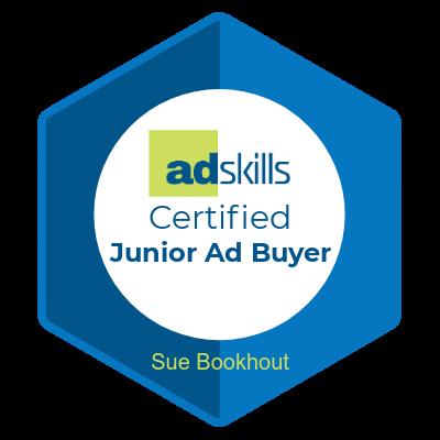 AdSkills Certified Junior Ad Buyer